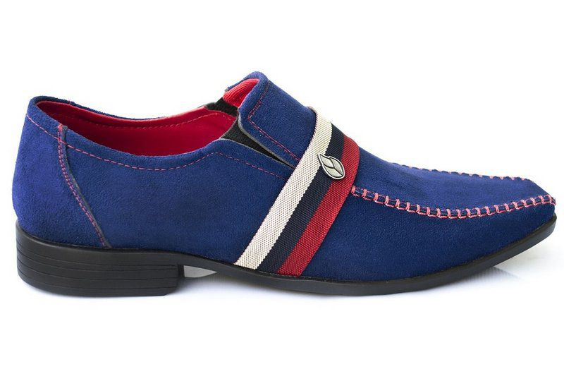 Sapato Vegano Shoes Ciclane Azul royal