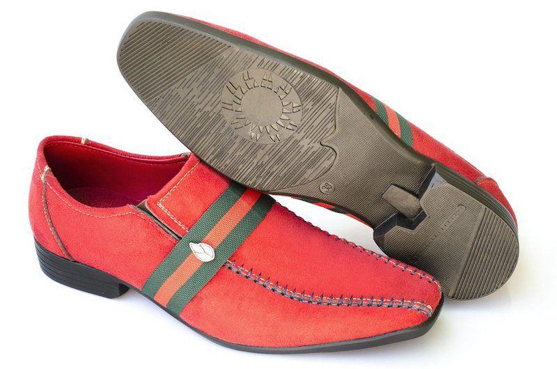 Sapato Vegano Shoes Ciclane Vermelho