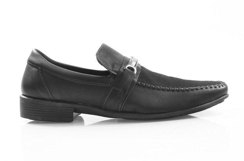 Sapato Vegano Shoes Crio Preto