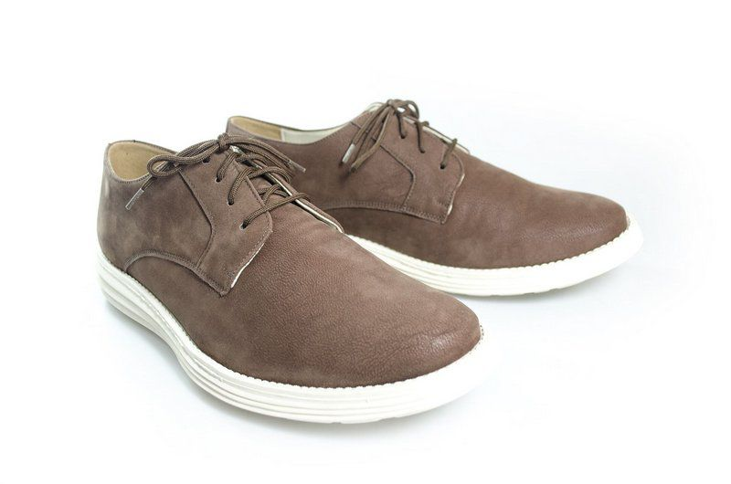 Sapato Vegano Shoes Pilea Marrom