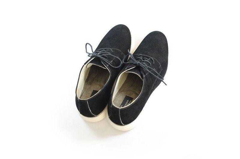 Sapato Vegano Shoes Pilea Preto