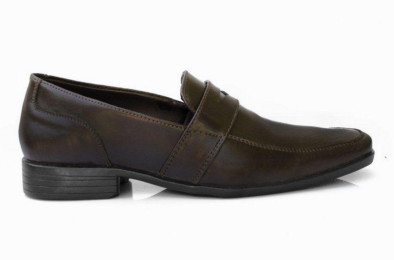 Sapato Vegano Shoes Pinus Café
