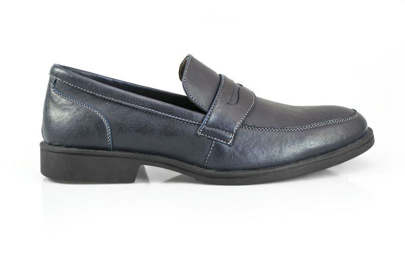 Sapato Vegano Shoes Vegan Essential Aldrago Azul