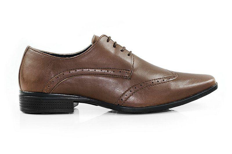 Sapato Vegano Shoes vegan work - Avelós Tabaco