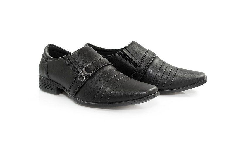 Sapato Vegano Shoes vegan work - Endro Black