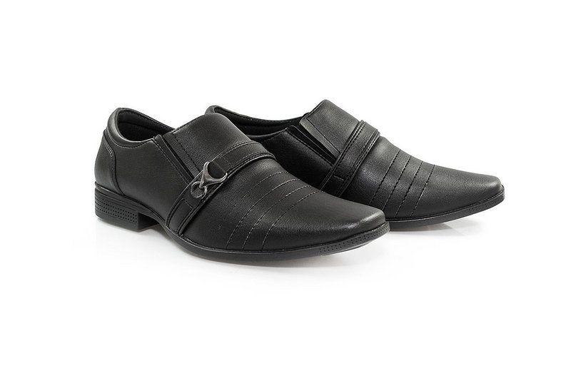 Sapato Vegano Shoes vegan work - Endro Black
