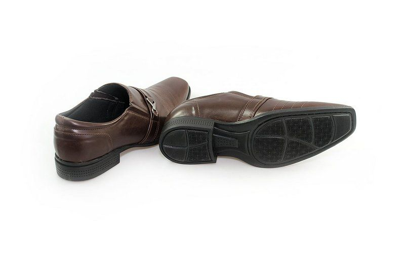 Sapato Vegano Shoes vegan work - Endro Brown