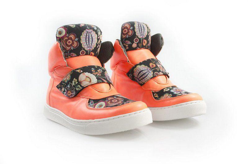 Sneaker Vegano Shoes Marigold laranja