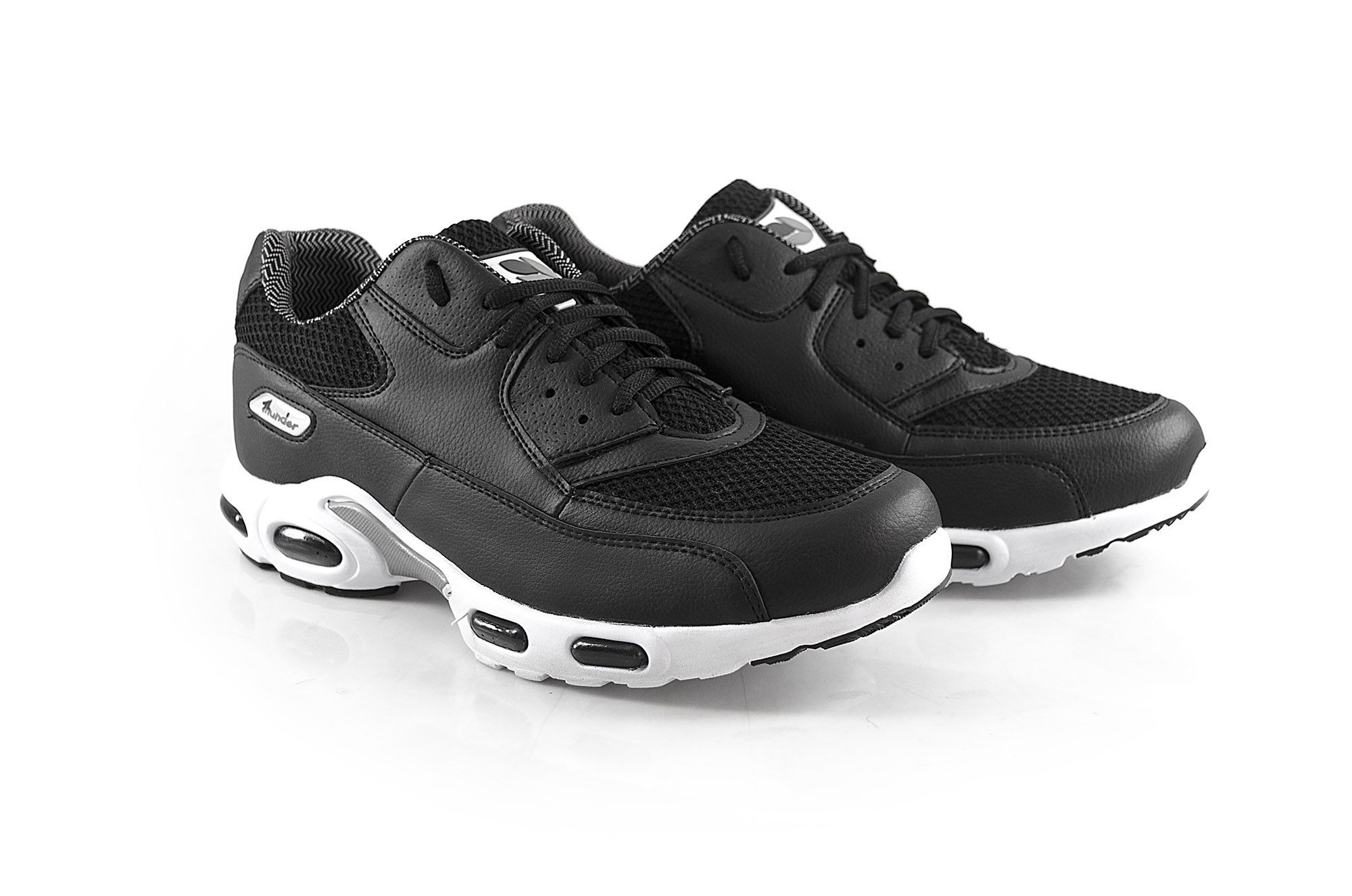 Tênis Vegano Shoes Air Damper Thunder Preto