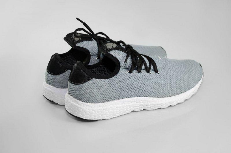 Tênis Vegano Shoes Alfazema Cinza