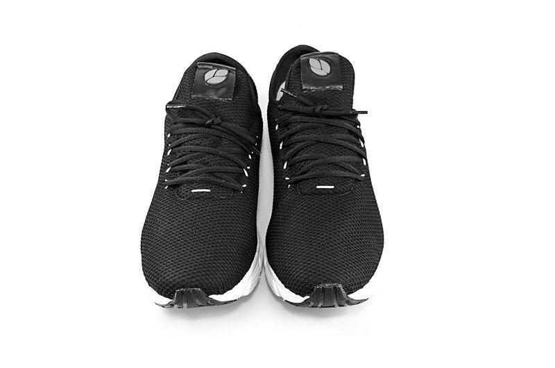 Tênis Vegano Shoes Alfazema Preto SB - Tamanhos especiais