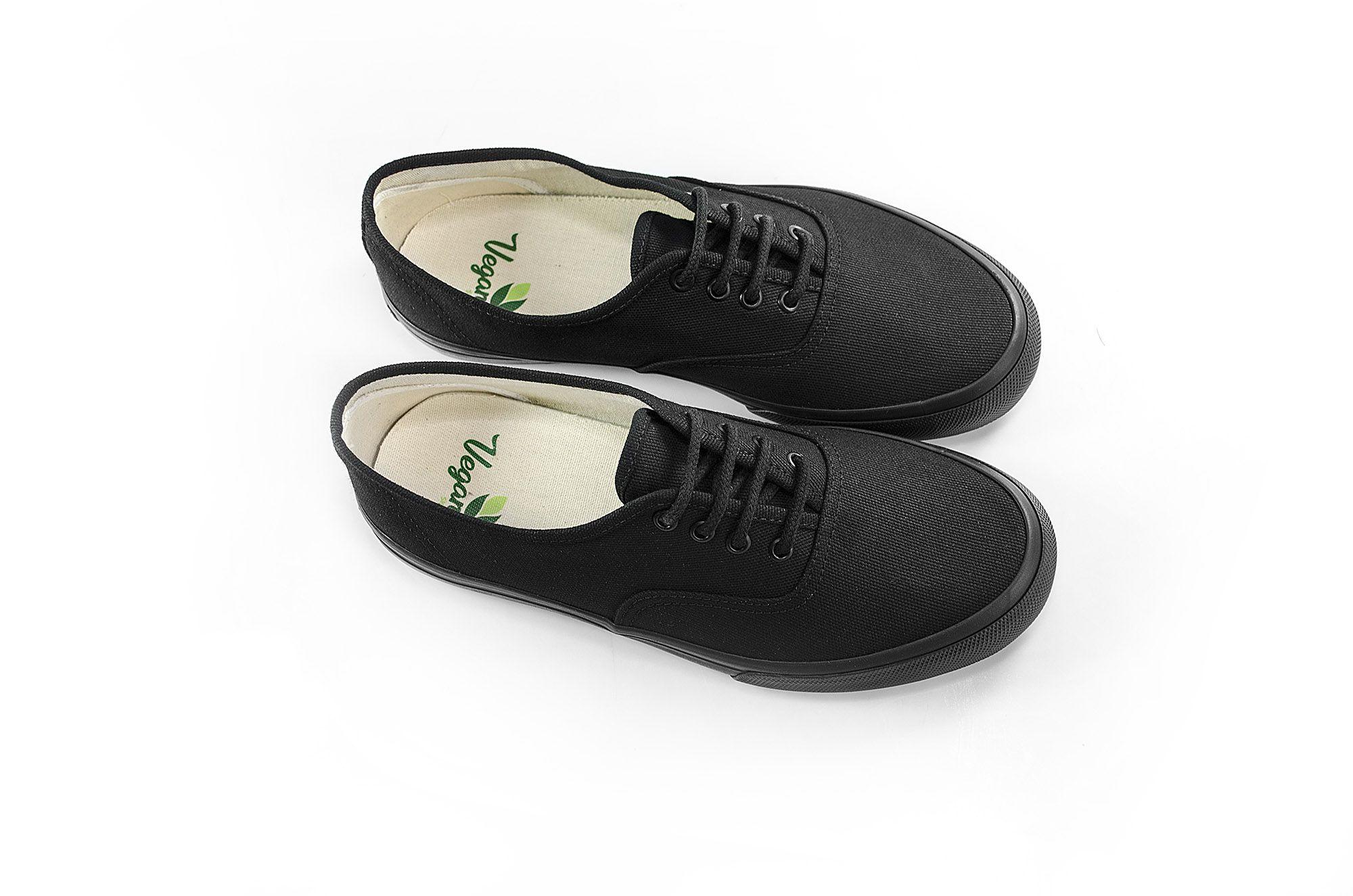 Tênis Vegano Shoes Andiroba Vulcanizado Preto