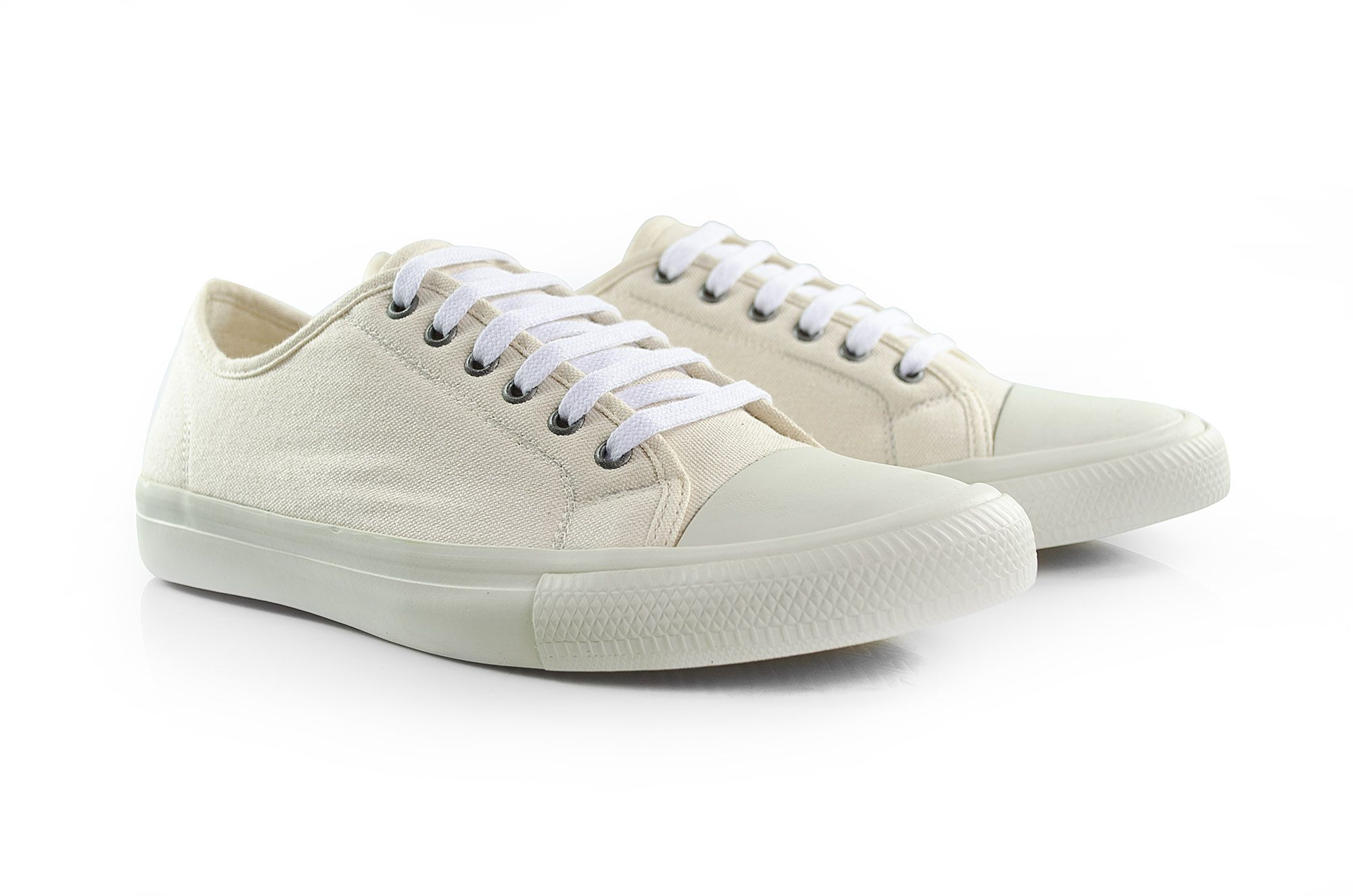 Tênis Vegano Shoes Cabreúva Vulcanizado Crú