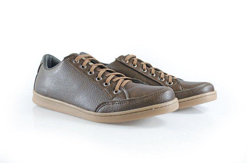 Tênis Vegano Shoes Cosmos Streetwear Marrom