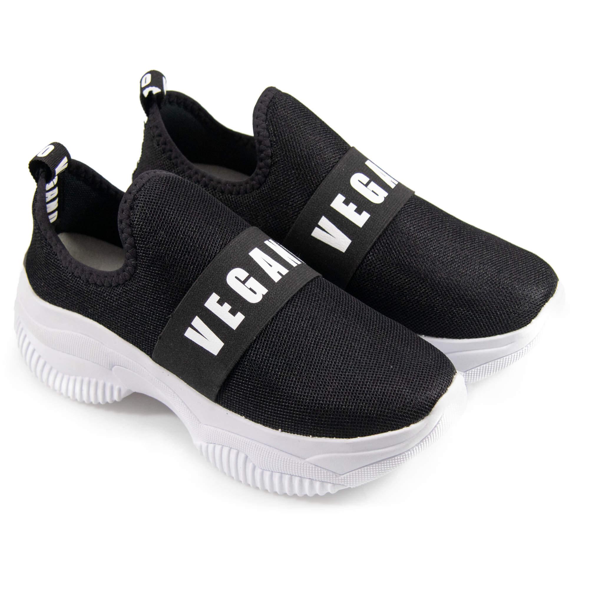 Tênis Vegano Shoes Fashion Vegan Clear