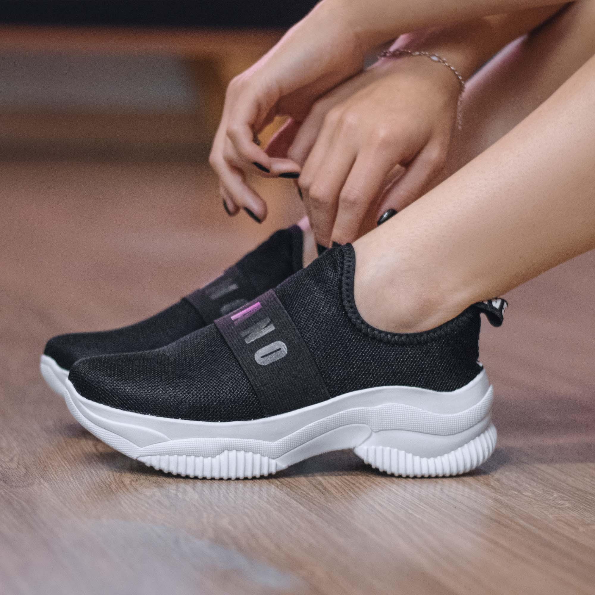 Tênis Vegano Shoes Fashion Vegan Night