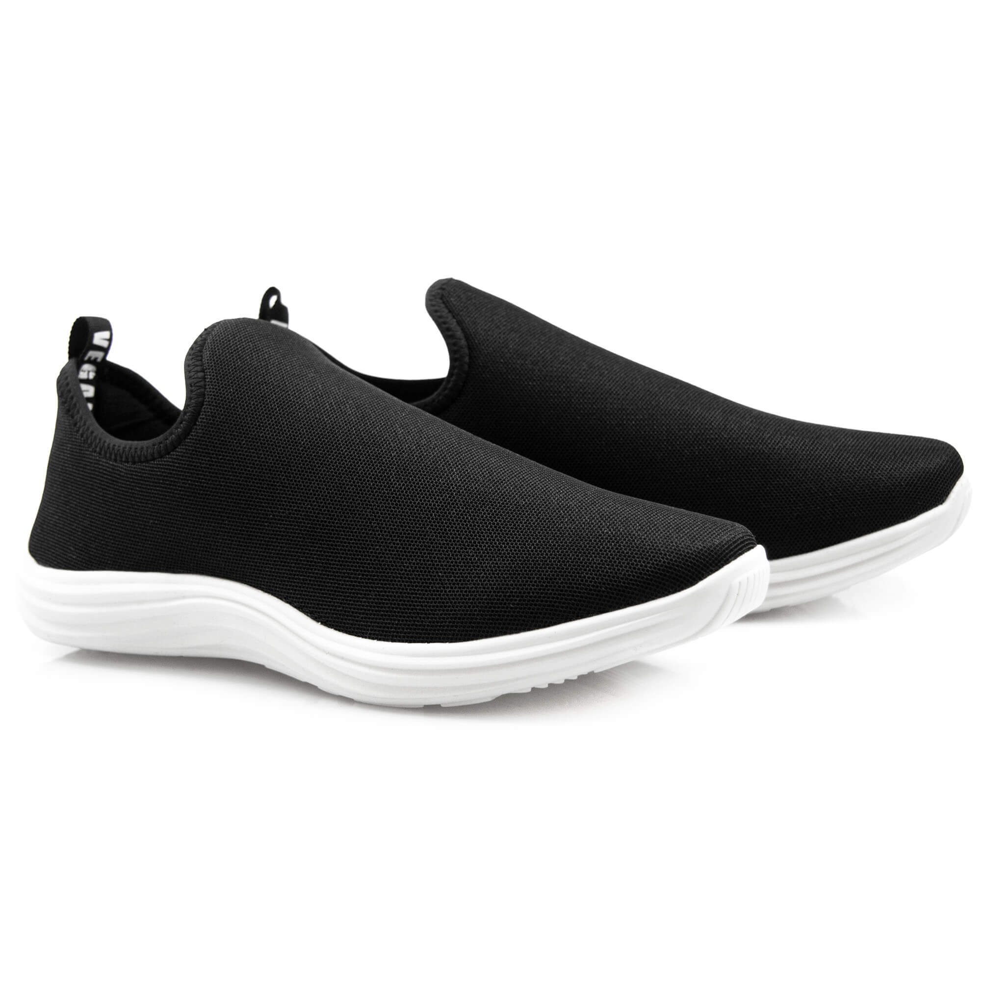 Tênis Vegano Shoes Light Vegan Basic - Preto