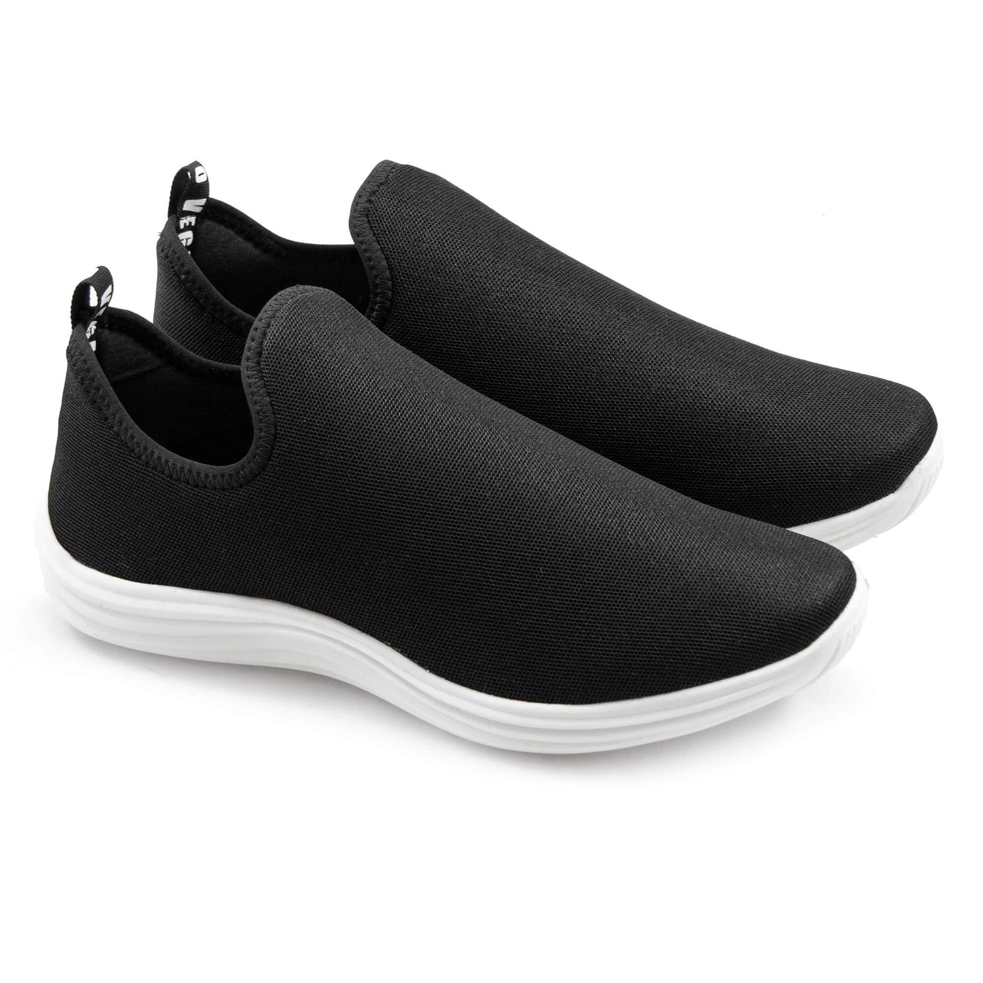 Tênis Vegano Shoes Light Vegan Basic - Preto