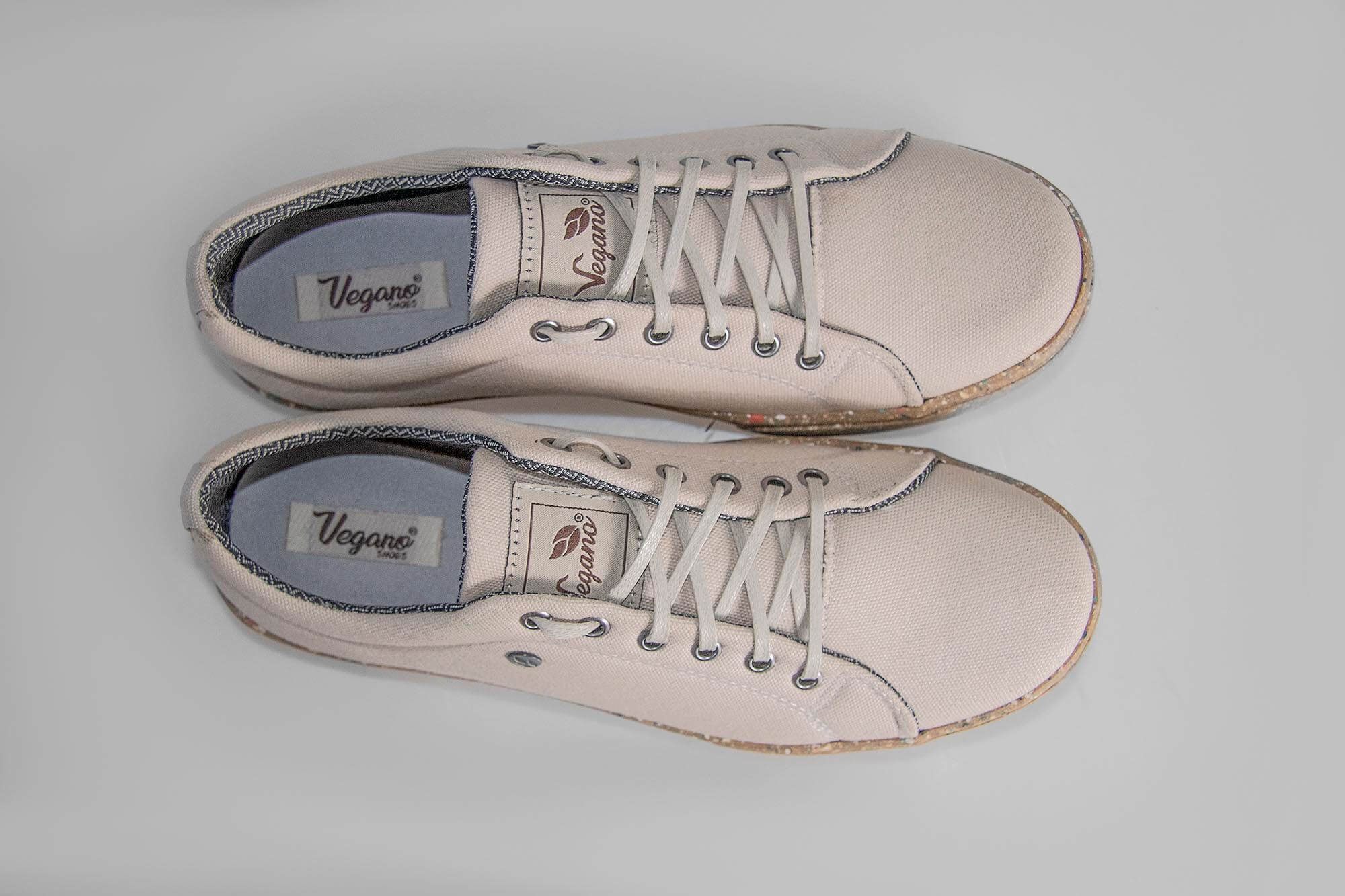 Tênis Vegano Shoes Street Bege