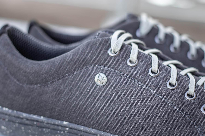 Tênis Vegano Shoes Street Chumbo