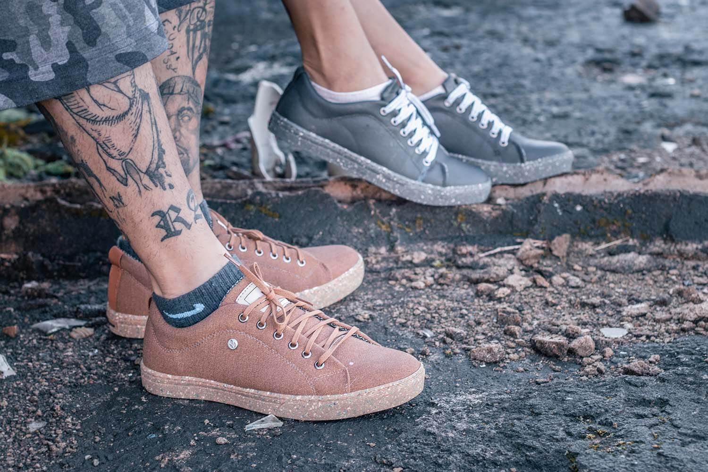 Tênis Vegano Shoes Street Havana