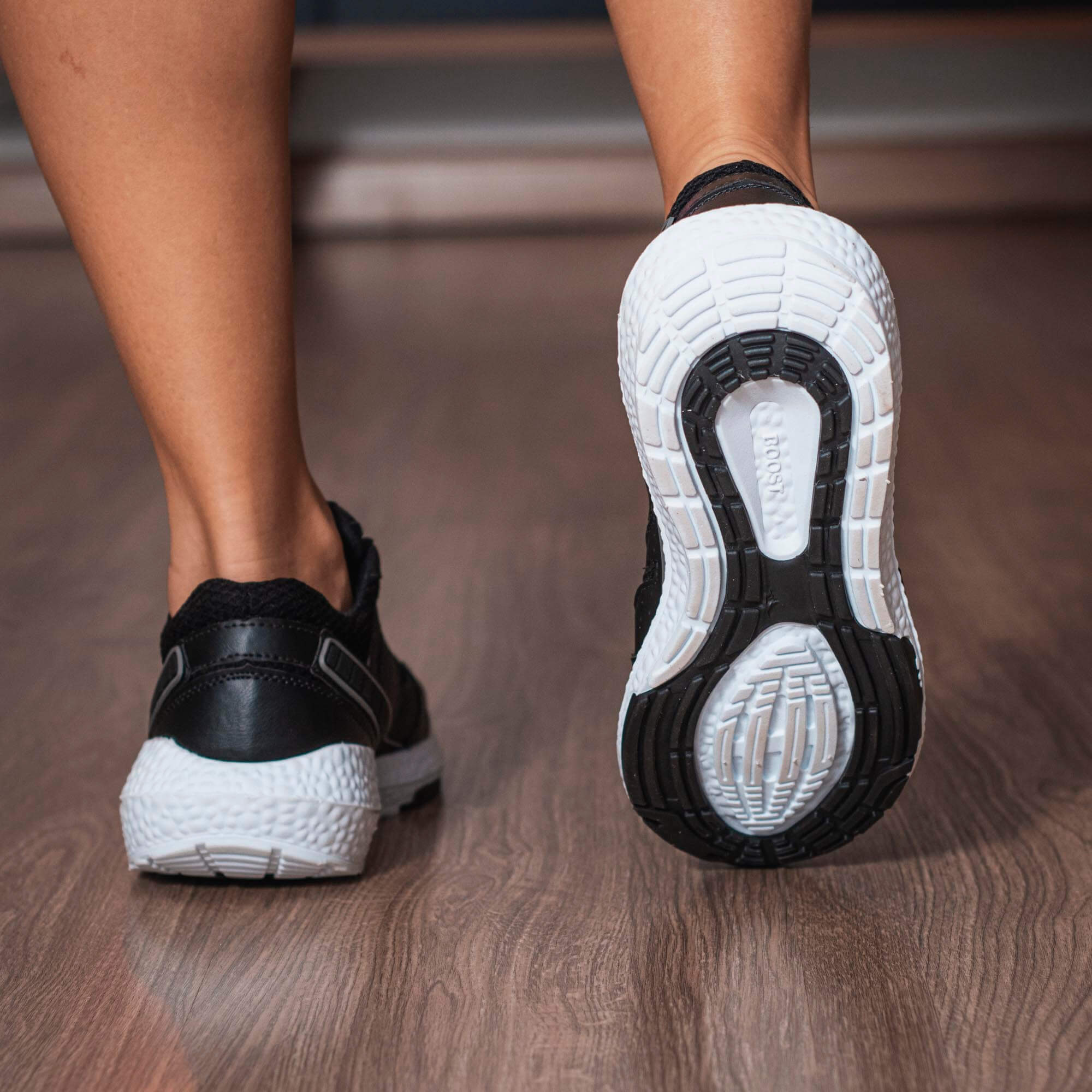 Tênis Vegano Shoes Strong Boost Vegan Preto