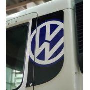 Aplique em Acrílico Coluna VW CONSTELLATION  GRANDE (PAR)