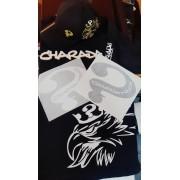 Kit Boné + Camiseta Grifo Edition + Adesivos