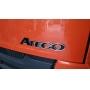 Emblema Atego Black Piano