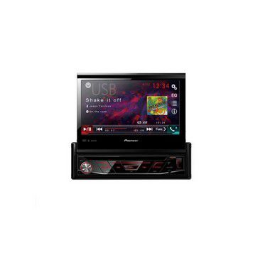 DVD PLAYER 1DIN USB FRONTAL/AUX/BLUETOOTH 7