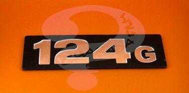 Placa Potência SCANIA 124G em Acrílico CHARADA