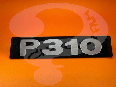 Placa Potência SCANIA P310 em Acrílico CHARADA