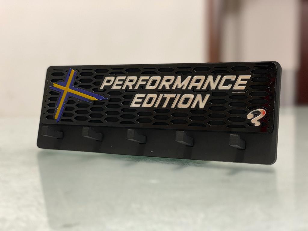 Porta Chaves Performance Edition