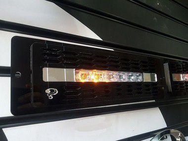 Seta Pisca Alerta LED Ford Cargo Até 2011 EXCLUSIVIDADE CHARADA (Par)