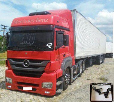 Suporte Barra Estabilizadora Mercedes-Benz (Par) Axor e Outros