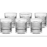 Copos de whisky caipirinha drinks 6 unidades luxo 315mL copo para uisque