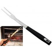Garfo churrasco carne 40cm