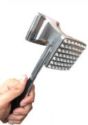 Martelo para carne batedor amaciador bife 24 cm alumínio