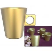 xícara de vidro café 4 unidades 80mL caneca de cafe nespesso dolcegusto