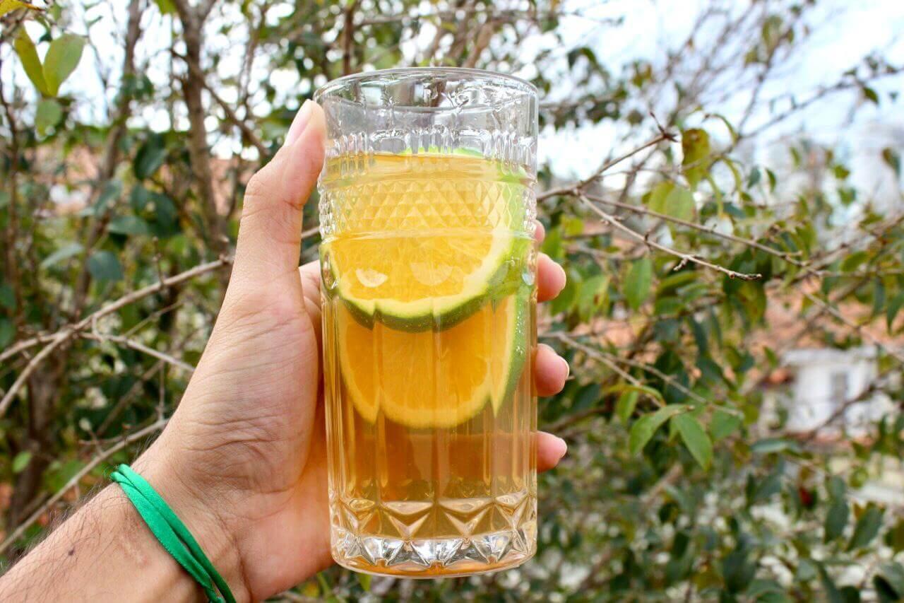Copos longos 6 unidades de cristal écológico 350mL para bebidas drinks classicos
