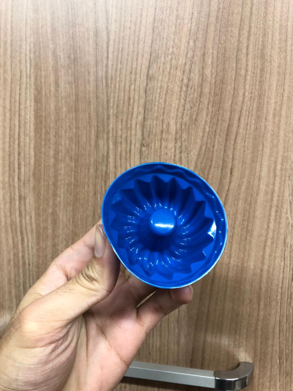 forminhas de silicone bolo pudim cupcake kit12 forminhas assadeira em silicone