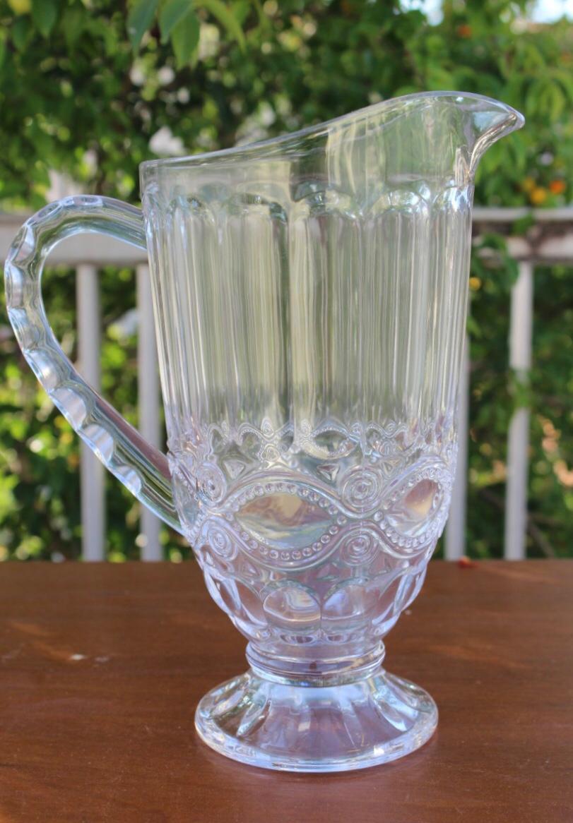 jarra de vidro para suco 1,2Litros Mimo Style