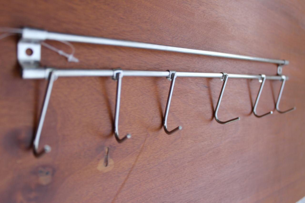 suporte utensílios de cozinha para parede organizador de utensilios