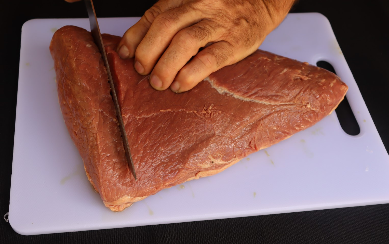 tabua de corte carne cozinha pvc branca higienica 25x35cm taboa de churrasco