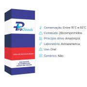 ARIMIDEX 1 MG CX C/28 COMPR (R) (ASTRAZENECA)
