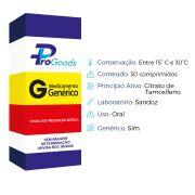 CITRATO DE TAMOXIFENO 20 MG CX C/30 COMPR (G) (SANDOZ)
