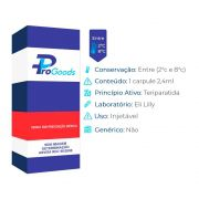 FORTÉO COLTER PEN 250 MCG ML 2,4ML(LILLY)