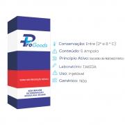Noripurum 100mg/5mL, caixa com 5 ampolas com 5mL de solução de uso endovenoso