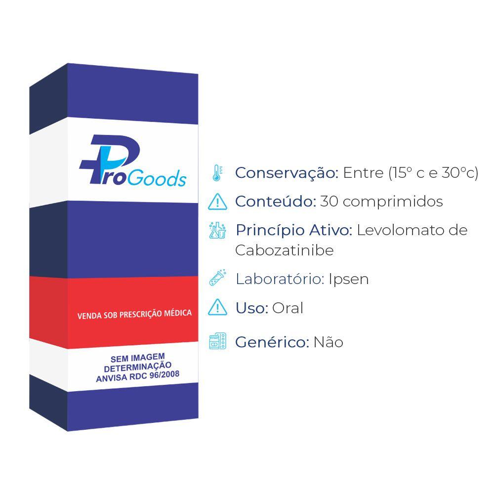 CABOMETYX 20 MG CX C/30 COMPR (R) (IPSEN)  - ProGoods
