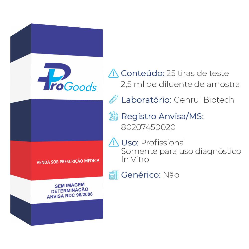 KIT DE TESTE CX/ 25 UN DE ANTICORPO PARA CORONAVÍRUS IGM/IGG (2019 – NCOV)  - ProGoods